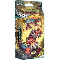 Sun & Moon: Cosmic Eclipse Theme Deck - Groudon