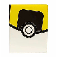 9-Pocket PRO-Binder EX - Pokemon -  Ultra Ball