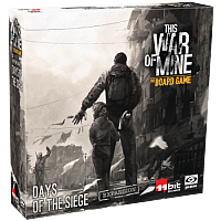 This War of Mine: The Board Game - Days of the Siege Expansion