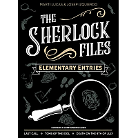The Sherlock Files - Elementary Entries