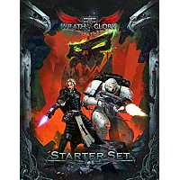 Warhammer 40,000: Wrath & Glory RPG Starter Set