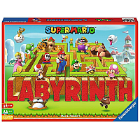 Labyrinth - Super Mario