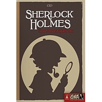 Graphic Novel Adventures Sherlock Holmes