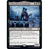 Ayara, First of Locthwain (Foil)