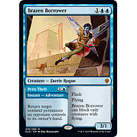 Brazen Borrower