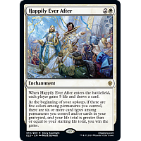 Happily Ever After ( Foil )