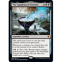 The Cauldron of Eternity ( Foil )