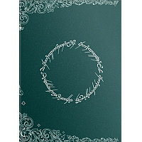 One Ring Lord of the Rings Core Rulebook 2nd. Edition Collectors Edition