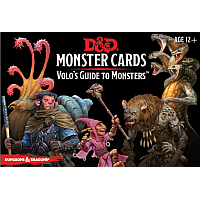 Dungeons & Dragons –  Monster Cards Volos Guide to Monsters
