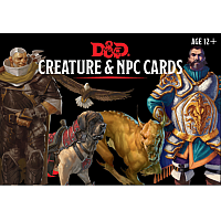 Dungeons & Dragons – D&D 5th Monster Cards NPCs & Creatures