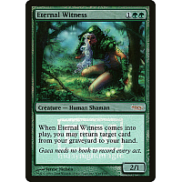 Eternal Witness (Foil)