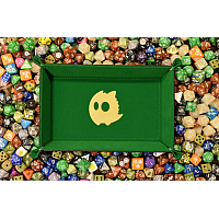 Dice Tray Dragon's Lair Grön