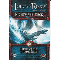 Lord of the Rings: The Card Game: Flight of the Stormcaller - Nightmare Deck