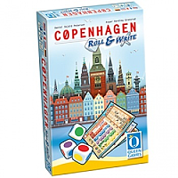 Copenhagen – Roll & Write