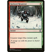 Guttural Response ( Duel Decks: Mind vs. Might )