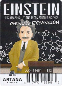 Einstein: Genius Expansion_boxshot