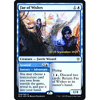 Fae of Wishes ( Foil ) (Throne of Eldraine Prerelease)