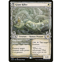 Giant Killer (Alternate Art)
