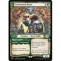 Lovestruck Beast (Alternate Art)