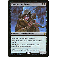 Piper of the Swarm ( Foil ) ( Bundle Promo )