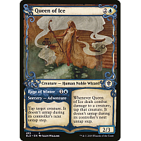 Queen of Ice (Alternate Art)