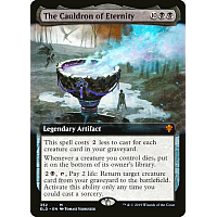 The Cauldron of Eternity (Extended art)
