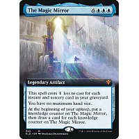 The Magic Mirror (Extended art)