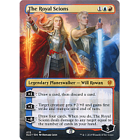 The Royal Scions (Alternate Art)
