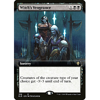 Witch's Vengeance (Extended art)