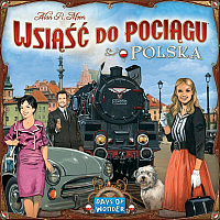 Ticket to Ride Map Collection: Poland