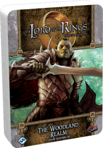 Lord of the Rings: The Card Game: The Woodland Realm_boxshot