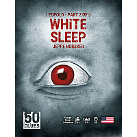 50 Clues: Leopold Part 2 of 3 - White Sleep