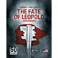 50 Clues: Leopold Part 3 of 3 - The Fate Of Leopold