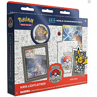 Pokemon - 2019 World Championships Deck - Fire Box