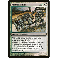 Kitchen Finks ( Foil ) ( FNM )