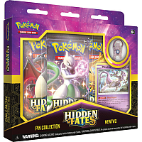 Pokémon TCG: Hidden Fates Pin Collection Mewtwo