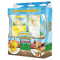 Let's Play Together! Pikachu & Eevee