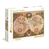 1000 bitar - High Color Collection OLD-MAP