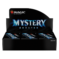 Magic Mystery Booster Display