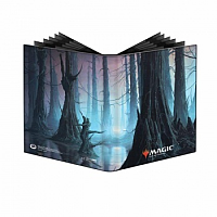 UP - PRO Binder 9 Pocket - Unstable Lands Swamp