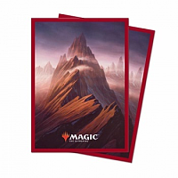 UP - Standard Deck Protector - Unstable Lands Mountain (100 Sleeves)