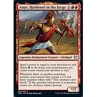 Anax, Hardened in the Forge ( Foil )