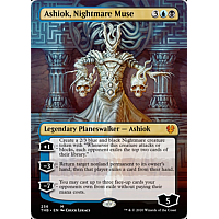 Ashiok, Nightmare Muse (Alternate Art)