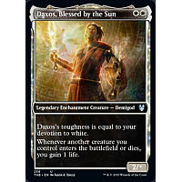 Daxos, Blessed by the Sun (Alternate Art) ( Foil )