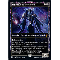 Erebos, Bleak-Hearted ( Foil ) (Alternate Art)