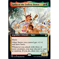 Gallia of the Endless Dance (Extended art)
