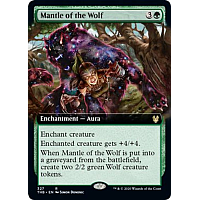 Mantle of the Wolf (Extended art)