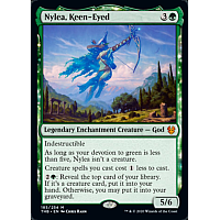 Nylea, Keen-Eyed ( Foil )
