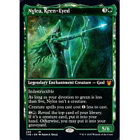 Nylea, Keen-Eyed (Alternate Art)
