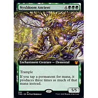 Nyxbloom Ancient (Extended art) (Foil)
